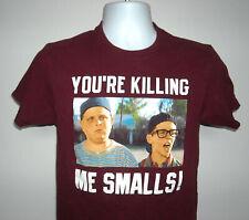 Mens You're Killing Me Smalls The Sandlot T Shirt Small Squints Ham Porter