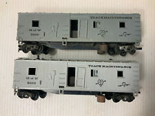 B44-  (2) Revell HO Scale Track Cleaning Cars