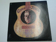 George Jones Oh Lonesome Me LP Vinyl US Import