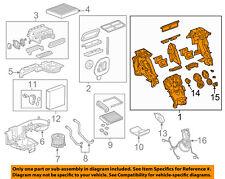 Buick GM OEM 17-18 Envision 2.5L-L4 Evaporator Heater-Ac & Heater Case 84213709