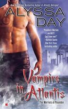 Vampire in Atlantis (Warriors of Poseidon) by Alyssa Day