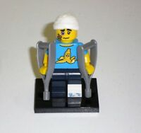 """LEGO Series 15  Minifigure."""" Clumsy Guy  """"  New Condition!."""