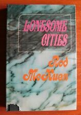 Lonesome Cities by Rod McKuen - 1968 Hardcover - First Printing - Poems Lyrics