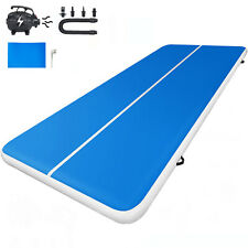 New listing 13x6.5Ft Air Track Inflatable Airtrack Tumbling Gymnastics Mat Training Home Gym