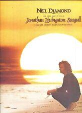 NEIL DIAMOND jonathan livingston seagull GERMAN 1973 + BOOKLET