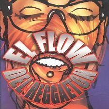 Various Artists : Flow Del Reggaeton CD