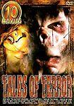 Tales of Terror - 10 Movie Set (DVD, 2002, 5-Disc Set) WORLD SHIP AVAIL