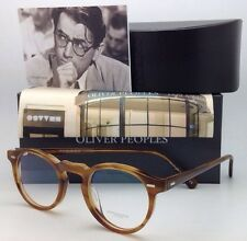 OLIVER PEOPLES Eyeglasses GREGORY PECK OV 5186 1011 47-23 Raintree Frame w/Clear