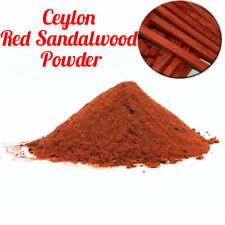 Ceylon Pure Red Sandalwood Powder 50g Free Shipping
