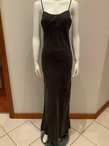 Brand New Tigerlily Black Maxi dress Size 10