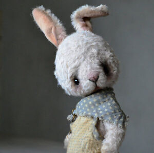 Sewing Pattern For 10 Inch Rabbit