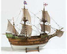 "Beautiful, brand new wooden model ship kit by Billing Boats: the ""Mayflower"""