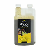 Lincoln Blood Tonic with Yucca & Kelp for Horses 1 Litre - Iron Rich support