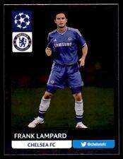Panini Champions League 2013-2014 Frank Lampard Chelsea FC No. 306