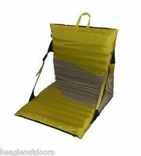 Crazy Creek Air Chair Plus Seat Pad & Klymit-made Sleeping Mattress 7050
