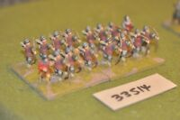 25mm medieval / english - archers 16 figures - inf (33514)