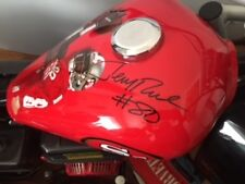 Custom Made San Francisco Forty 49ers Mini bike signed by Jerry Rice 2008