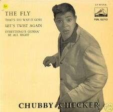 CHUBBY CHECKER EP ESPAGNE THE FLY