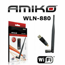 Amiko dongle WLN-880 USB WiFi SHD 8900 Alien, ALIEN 2, 8140, 8240, 8360, MINI HD