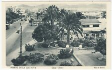 PUERTO DE LA LUZ - Las Palmas - Canary Islands - Casa Turismo #18 - c1930s era