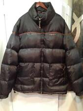 Men's Winter Outerwear parka Puff Down&Feather fill Hooded Coat Jacket size 3XL