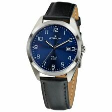 ATRIUM Men's Wristwatch Titan A14-15 Leather