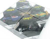 4x ONYX  - F1 WILLIAMS Benetton Sauber Tyrrrell Senna Schumacher - 1:43 Formel 1