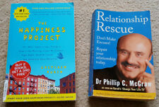 Relationship Rescue by Dr. Phil + The Happiness Project, Gretchen Rubin