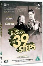 The 39 Steps DVD 1939 Version Starring Robert Donat