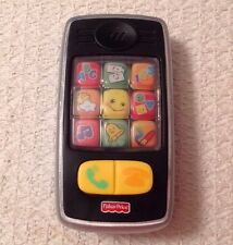 Fisher Price Laugh and Learn Smilin' Smart Phone - EUC, BLR88