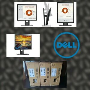 "19"" DELL 09PX3G 9PX3G P1917S LED LCD MONITOR DISPLAY PORT HDMI VGA HUB"