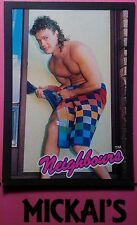"""TOPPS """"NEIGHBOURS"""" TRADING CARD NUMBER 63 1988 (Grundy Television) - New & Mint"""
