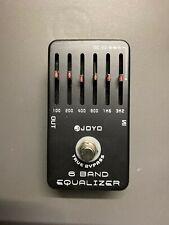 Equalizer Gitarre