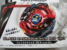 NEW Beyblade Burst B-00 Booster wbba. Limited Blaze Ragnark. 4 S. B Red Ver. F/S