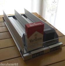 Porta pacchetti sigarette con molla pacchetti sempre in primo piano tabaccheria