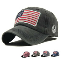 USA American Flag Patch Hat Military Tactical Operator Detachable Baseball C G-9