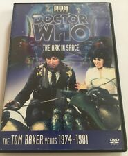 DOCTOR WHO - THE ARK IN SPACE DVD Story 76 Tom Baker BBC
