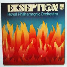 EKSEPTION Royal Philarmornique Orchestra VINYL LP 33 T 6319 200 France 1970