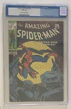 AMAZING SPIDER-MAN #70 CGC 7.5 CAMEO OF VANESSA FISK 1969