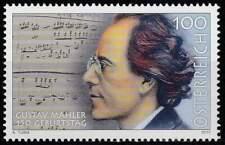 Oostenrijk postfris 2010 MNH 2868 - Gustav Mahler