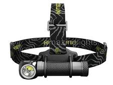 Nitecore HC30 Compact 1000 Lumen LED Headlamp - Use 18650 or CR123A Batteries