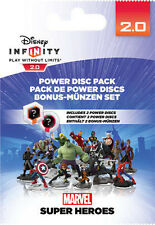 Disney Infinity 2.0 Marvel Superheroes Power Discs All Formats