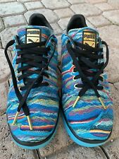 Puma California Coogi Multi Mens Blue Textile Sneakers Shoes Size 11 36797301