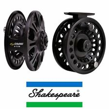 Shakespeare Omni MKII Fly Fishing Reel for Rod Line