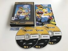 Les Simpsons Hit & Run - PC - FR - Avec Notice