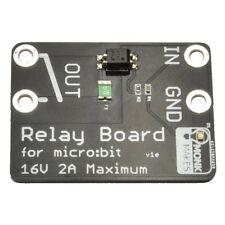 Relé de baja tensión para Micro: Bit (estado sólido) el bit monkmakes Relé Para Micro: