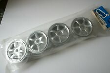 OFNA 6 Spoke Chrome 1/8th Wheels (4) - 81026