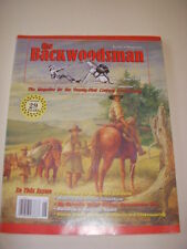 THE BACKWOODSMAN Magazine, MAY/JUNE 2009, ALAMO BOWIE KNIFE, PISTOL CROSSBOW!