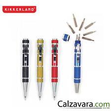 Kikkerland - Cacciavite di Precisione con 8 Punte - Precision Screwdrive - 1pz
