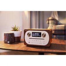 Pure Evoke C-D4 All-in-One System DAB+/FM Digital Radio Bluetooth CD - Walnut